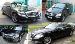 limousine hire in Milano , Italy - our Fleet