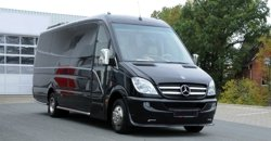 milan Vip Bus Hire rental