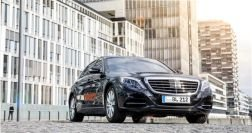 milan Sclass Hire rental